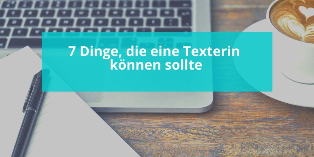 Texterin Ulrike Schlüter