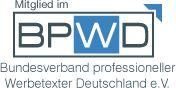 Mitglied im Bundesverband professioneller Werbetexter Deutschland e. V.